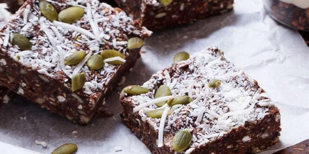Seeded Chocolate & Date